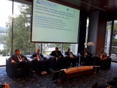 SEC NRS Attends the International Conference Nuclear Energy for New Europe in Slovenia