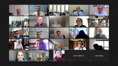 ETSON Board and General Assembly meetings took place on July 9-10, 2020 via videoconference